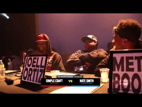 Battle of the Beat Makers 2014 - Part 2 (Metro Boomin. Sonny Digital & Joell Ortiz)