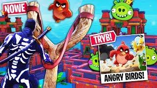 """NOWY TRYB """"ANGRY BIRDS"""" w Fortnite!"""