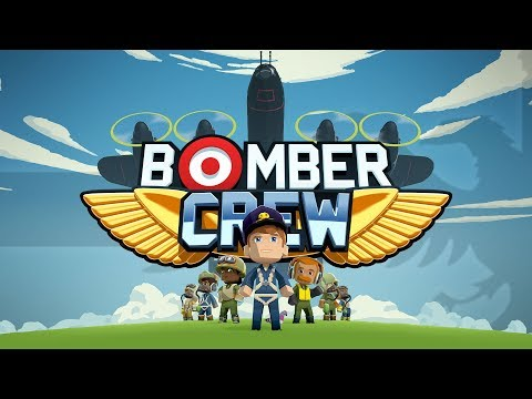 BOMBER CREW | FTL in WW2 Bomber Plane Management - Let's Pla