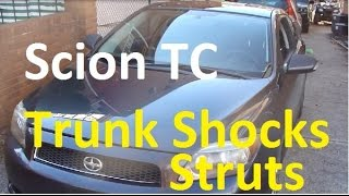 Was having difficulties with my trunk. Replaced Liftgate Shocks/Str...