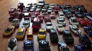 Коллекция машин Кинсмарт. Машинки игрушки Kinsmart. Cars collection