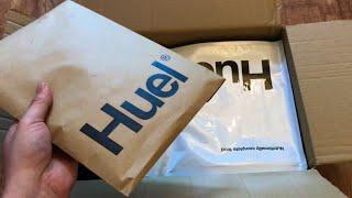 Huel Starter Pack Unboxing