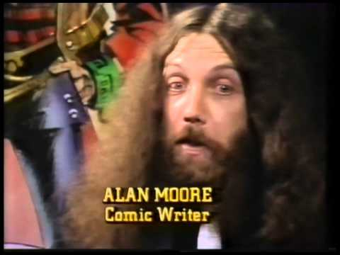 Alan Moore Interview