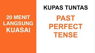Download lagu Belajar Past Perfect Tense | Bahasa Inggris