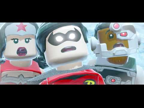 LEGO Batman 3: Beyond Gotham ~ Level 15: Breaking the Ice (Story Mode Guide)