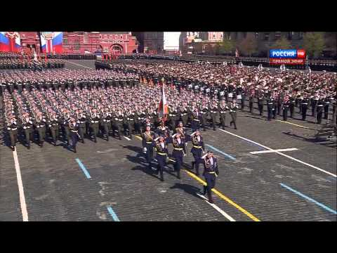 2013 Russian Army Parade Victory Day
