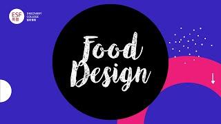 Year 8 & 9 Design   FOOD