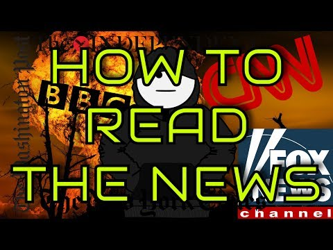 How to read the news? STOP reading daily coverage! Anti-fake news TUTORIAL