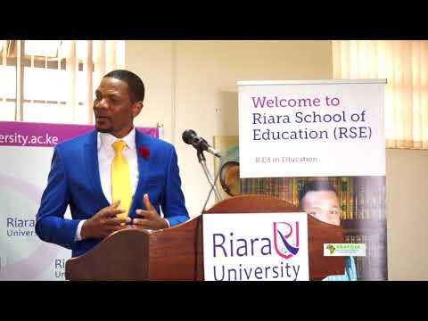 Dr. Richard Munang  Public Lecture on #InnovativeVolunteerism master-clip