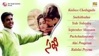 Sakhi | Telugu Movie Audio Jukebox | Madhavan, Shalini.mp3