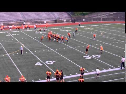 Wildcatz vs Butler Bears 2014 48-7