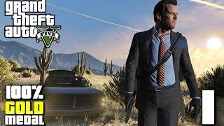 Grand Theft Auto V (GTA 5) - Episodio 1