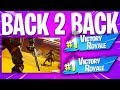 Back To Back Wins In The New Wild West LTM!