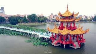 蓮池潭|Lianchitan|旅行|Insta360 one x |Dji Mavic2 pro|空拍