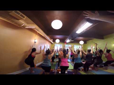 Dancing Dogs Yoga Greensboro NC