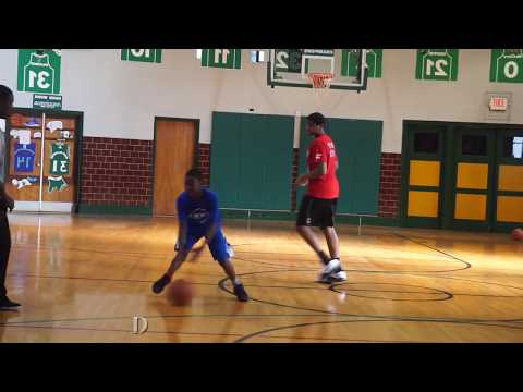 LeBron James Jr/Zaire Wade/Emoni Bates/Tommy Hanly /not ready for the COLEMAN TWINS! DelsonTraining