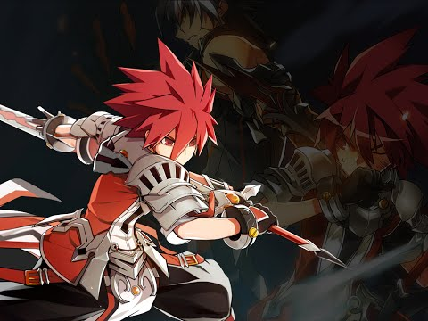 [Elsword KR] Elsword Renewal - Lord Knight PVP Free season