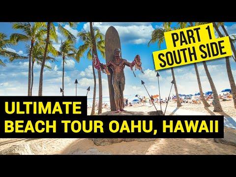 Ultimate Beach Tour Oahu Hawaii | South Side