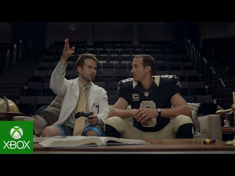 NFL on Xbox: Fantasy Football How-to with Drew Brees