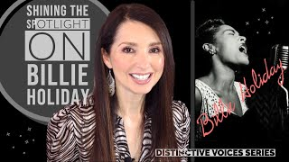 Shining the Spotlight on Billie Holiday - Distinctive Voices Series