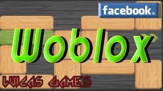 Woblox Juego Rompecabezas Gratis Facebook y PC