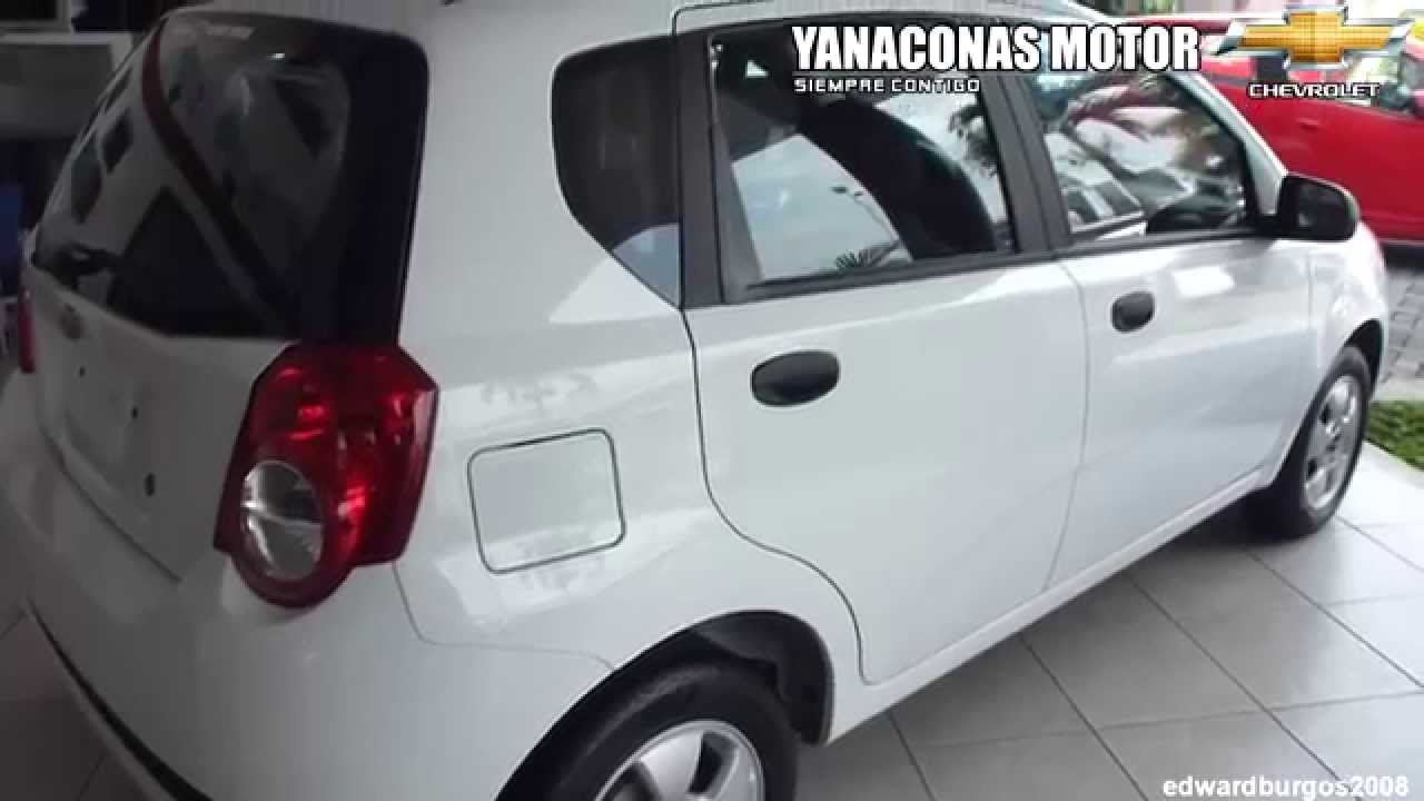 Chevrolet Aveo Gt Emotion 2012 Al 2013 Colombia Youtube