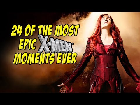 "24 Of The Most Epic ""X Men"" Moments Ever"