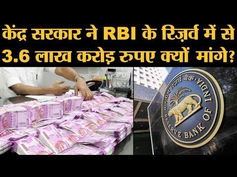 RBI ने पैसे देने से क्यों मना कर दिया, जिससे Modi सरकार भड़की हुई है? The Lallantop