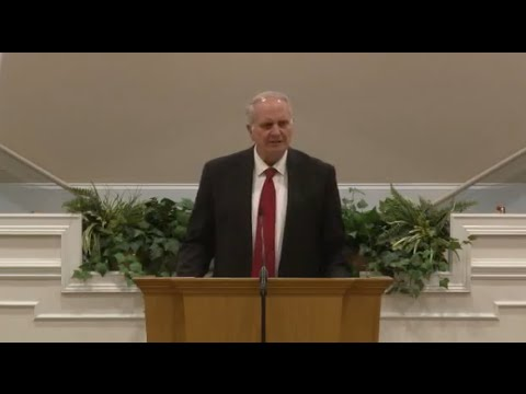 #1 - God the Father: No Mere Office or Title (Pastor Charles Lawson)