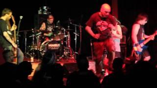 Conquest for Death @ CospeFogo Ato I Inferno Club 05/11/2011