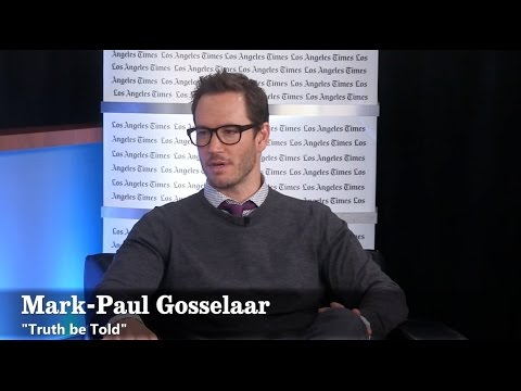 """Mark-Paul Gosselaar talks about his new NBC comedy """"Truth Be Told"""""""