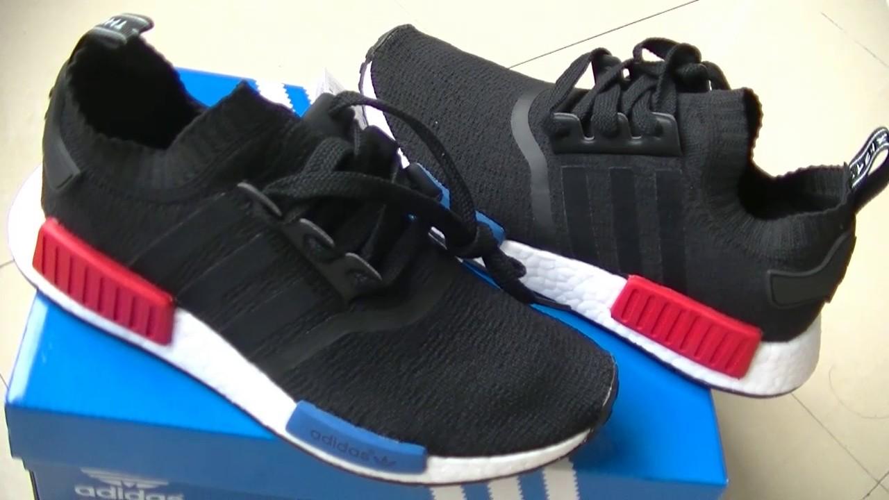 bd67048ec Adidas NMD Runner PK PrimeKnit OG Original S79168 - YouTube