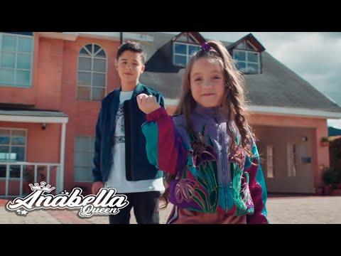 Anabella Queen - Como Niños Ft. Juanse Laverde (Video Oficial)