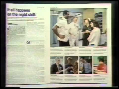 Radio Times commercial