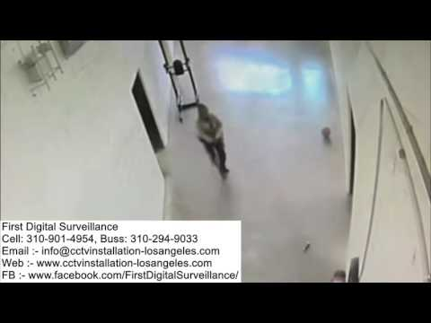 Brutal Prison Attacks Caught On Camera / CCTV Footage Los Angeles