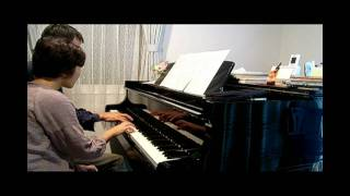 「Coin de Rue」 piano for 4 hands