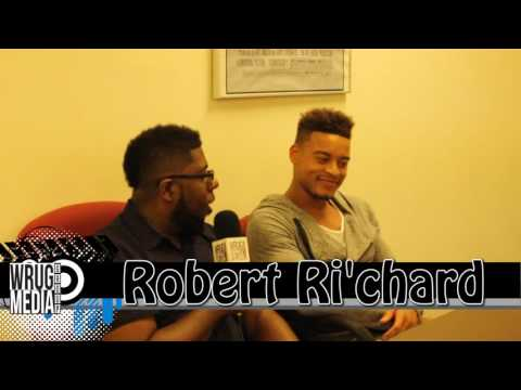 Robert Ri'chard Speaks On Father Hood And How To Get Fit