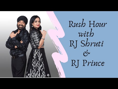 Visual Radio Episodes | Rj Shruti & Rj Prince | 89.1 Radio4 | Dubai
