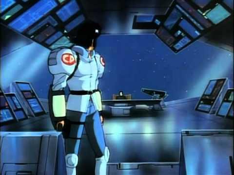 CyberCity Oedo 808 Episode 1