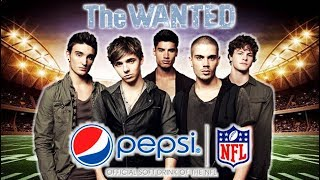 The Wanted - Super Bowl Halftime Show