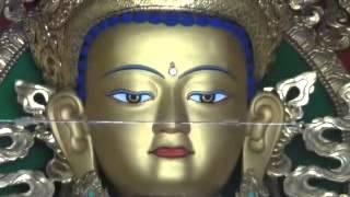 The Face Of Peace, Lord Buddha | Sayanbhunath Monastery | Kathmandu, Nepal - HD