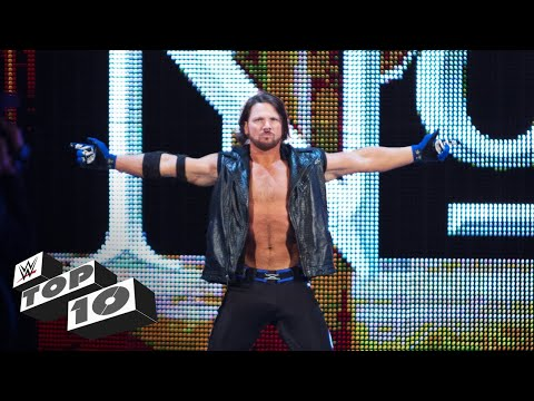 Memorable Royal Rumble debuts: WWE Top 10, Jan. 21, 2019