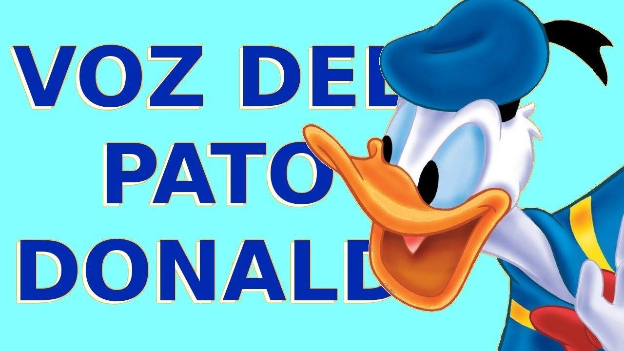 Tutorial Voz del Pato Donald  YouTube