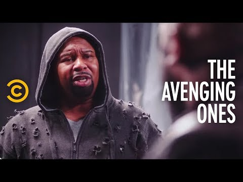 The Avenging Ones: Why Don't White Superheroes Help the Black Community? - Roy Wood Jr.