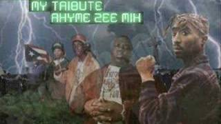 Eazy E Biggie 2Pac Big L Proof Big Pun Bob Marley-My Tribute