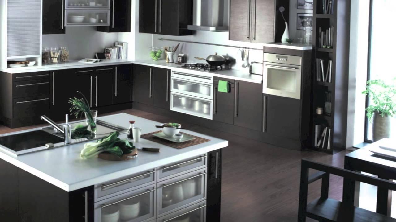 La Cusine En 2014 Par Hygena Kitchen In 2014 By Hygena