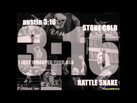 "Stone Cold Steve Austin Mashup Theme  - ""HellRaiser 3:16"" (Added Effects)"