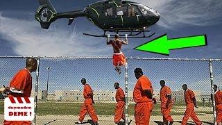 Tüm Zamanların En Çılgın 5 Hapishaneden Kaçış Olayı