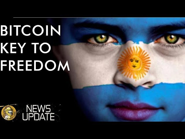 Bitcoin is Economic Freedom - Argentina Proves Why Crypto IS Necessary