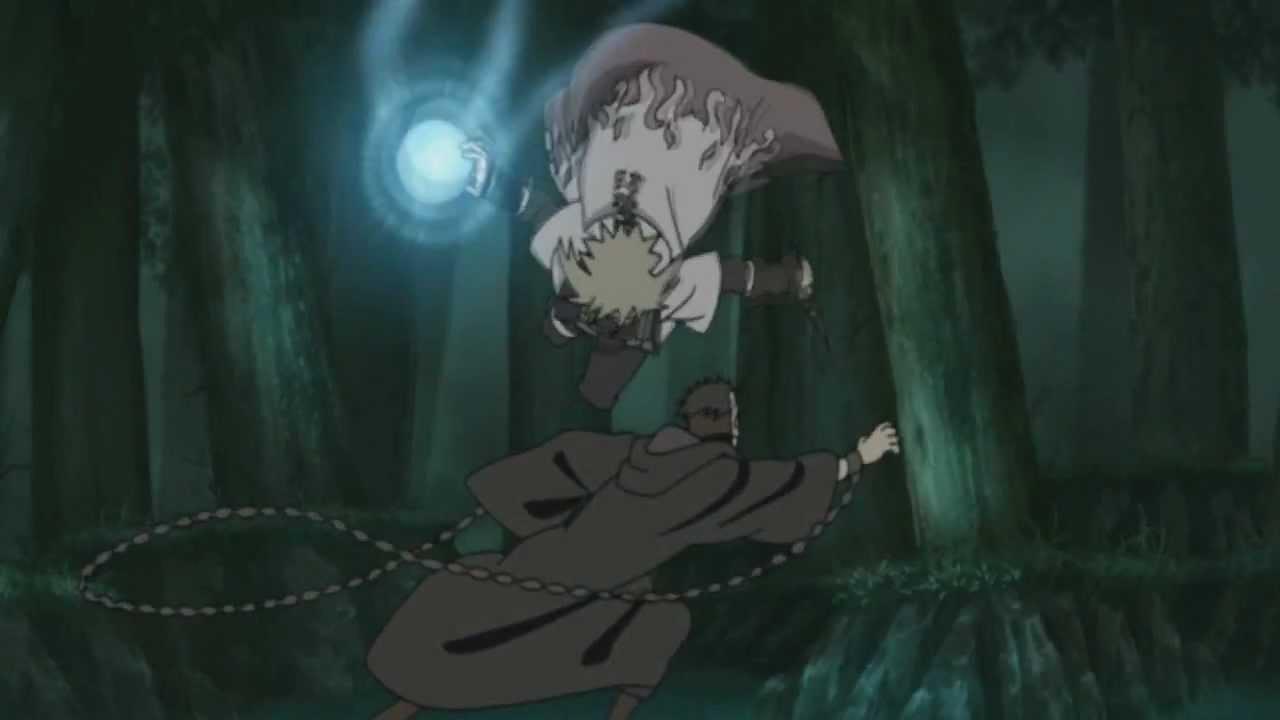 [Naruto Shippuden AMV] Minato vs Tobi/Madara - Yondaime's ...
